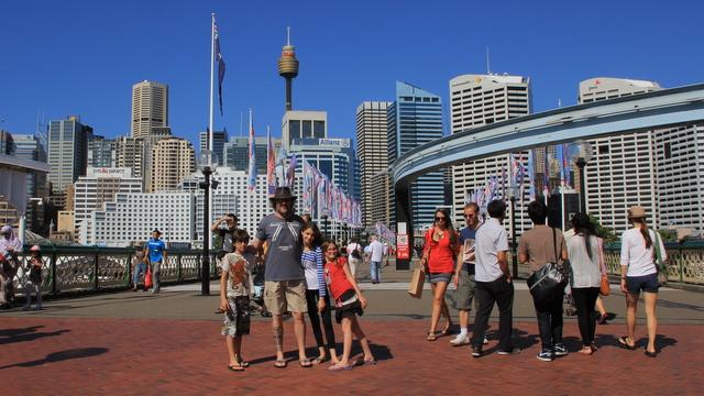 K5420 australie sydney actualit s - Appartement circulaire sydney en australie ...